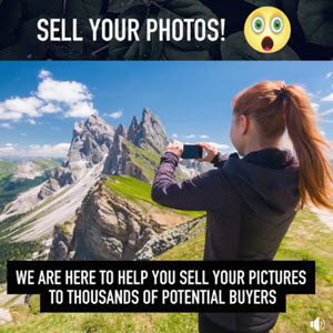 How to Sell Stock Photos Online