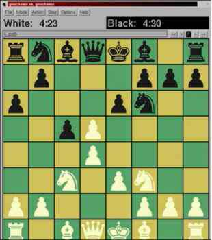 Redhat Chess Software